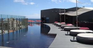 Бассейн в Hotel the Vino, Португалия