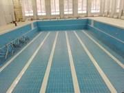 Строительство плавательного оздоровительного бассейна (текущее строительство)