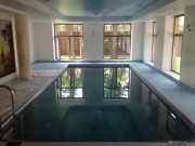 Скиммерный бассейн в частном доме