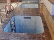 Строительство контрастных купелей в русской бане
