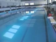 Бассейн в спорткомплексе